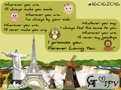 #HappyFiveMonths #GAT #IPV #16062016 I Love You and Always Love You..