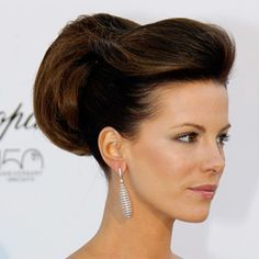 this is why i love being a brunette!! I would love to have this up do