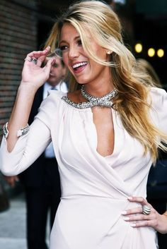 Blake Lively can I be you?