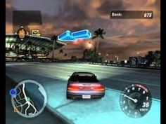 Need For Speed Underground 2 Gameplay Part 1