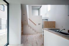 Horibe Naoko Architect / Kyobate House - Tokyo
