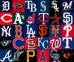 pictures of baseball logos - Google Search