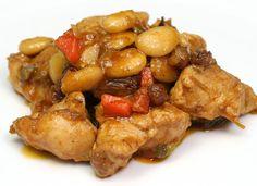 Kung Pao Chicken, Food To Make, Cooking Recipes, Ethnic Recipes, Gastronomia, World, Turkey Tacos, Turkey Recipes, Pork Loin