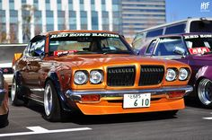 RED ZONE RACING Nissan 610 Bluebird