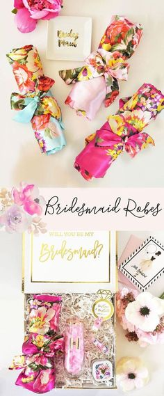 Bachelorette Robes Bachelorette Party Robes for Bridesmaids Gifts Unique Bridesmaid Gift Ideas for Maid of Honor Wedding Day Gift – Supermarket Riot Wedding Day Bridesmaid Gifts, Wedding Day Robes, Bridesmaid Gifts Unique, Bridal Party Robes, Bridesmaid Robes, Gifts For Wedding Party, Party Gifts, Bridesmaid Favors, Grey Bridesmaids