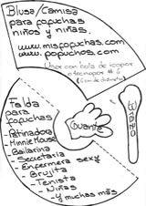 Manualidades para ganar dinero: Moldes y patrones de fofucha Minnie Mouse y muchas másu