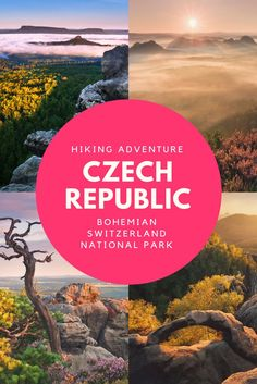 Explore off the beaten path experiences in the Czech Republic on a day trip from Prague with us to the Bohemian Switzerland National Park! Breathtaking views guaranteed! We'll transport you door to door and explore the park with a local guide!