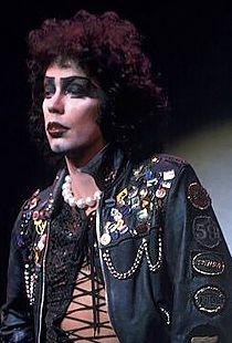 Tim Curry Rocky Horror Show US.