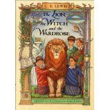 The Lion, The Witch, and the Wardrobe: I don't know how many times I read this growing up...