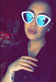9ea8ab75990 Oversized Cat Eye Mirrored Sunglasses Vintage Matte Black Cateye Glasses -  Clara Black Cat Eyes