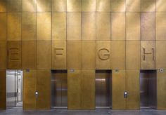 david chipperfield residential tower lobby - Google Search