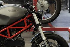 Ducati Monster 695 by Cafe Racer Dreams Cafe Racer Helmet, Cafe Racer Girl, Cafe Racer Bikes, Cafe Racer Motorcycle, Motorcycle Helmets, Ducati Monster 695, Women Motorcycle Quotes, Inazuma Cafe Racer, Motorcycle Tattoos