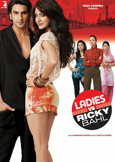 Release Date: 09 Dec 2011 Directed by: Maneesh Sharma Produced by: Aditya Chopra Cast: Ranveer Singh, Anushka Sharma Bollywood Stars, Bollywood Couples, Bollywood Gossip, Bollywood News, Anushka Sharma, Ladies Vs Ricky Bahl, Indian Bollywood Actress, Indian Actresses, Hindi Movie Song