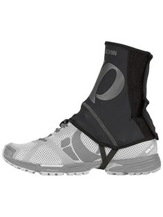 Running Gaiters- keep dirt and debris out of your shoes and socks for trail runs.