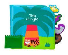 Alex Jungle Tub Tales