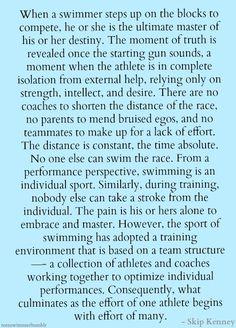 "lustwonderlive: "" ~ Skip Kenney, head coach for the Men's Standford Swim Team """
