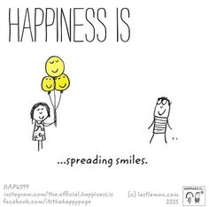 Quote About Spreading Smiles