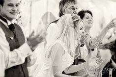 Lizzie & Phil, Marquee Reception, Wells, Somerset (Belinda McCarthy Photography)