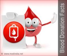 Facts on Blood Donation