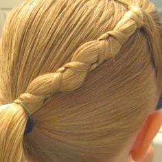 Rope braid thing