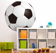 Cool and stylish teens bedroom wall stickers - tenstickers Small Room Bedroom, Teen Bedroom, Bedroom Wall, Bedroom Stickers, Wall Decor Stickers, Stickers Foot, Football Stickers, Teen Girl Rooms, Pineapple Images