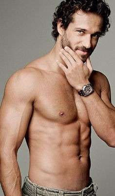 Paulo Rocha, Portuguese actor... I need to watch Portuguese shows/movies more often!