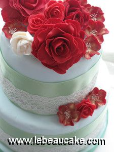 Another gorgeous Le Beau Cake cake