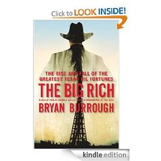 Bryan Burrough's fun and informative early history of the Texas oil and gas business. A must read for any Houstonian.