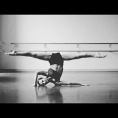 I want my middle splits #2