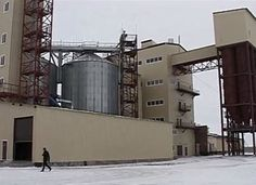 Russian feed mill
