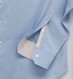 "TUTORIAL: The Shirt-Sleeve Placket - a Professional ""Custom Shirtmaking"" Method and Pattern - http://off-the-cuff-shirtmaking.blogspot.com/2014/01/tutorial-shirt-sleeve-placket.html?m=1"