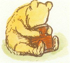 Winnie-the-Pooh. Favourite character