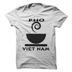 Pho;  Street food in Vietnam - #couple gift #bridal gift. SATISFACTION GUARANTEED => https://www.sunfrog.com/Drinking/Pho-Street-food-in-Vietnam.html?68278