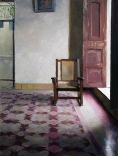 kenny harris oil on canvas