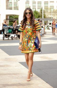 """Nachdem ich gestern ein paar kritische Worte zum Thema """"Fashion Week Street Syles"""" gefunden habe,..."""