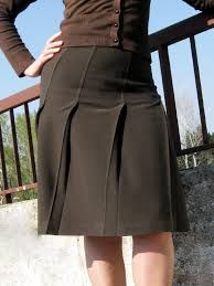Image result for skirt with pleats