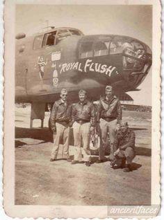 "B-25D, ""Royal Flusch"", 340th BG 486th BS, Italy, 1942"