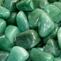 AVENTURINE, GREEN: (Also known as Green Quartz) Use at the Chakra (Heart Chakra) for healing the physical body, to increase wealth and prosperity, to protect gardens and homes from electromagnetic pollution, to turn negative energy into positive energ