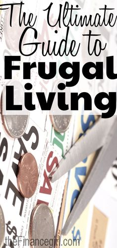 How to live frugally. Frugal living posts from the best personal finance bloggers. | Financegirl