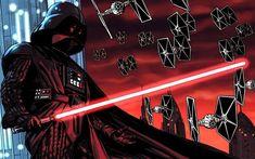 Darth Vader by Dark Horse Star Wars Comics, Star Wars Humor, Darth Vader, Vader Star Wars, Images Star Wars, Star Wars Pictures, Obi Wan, Rangers, Star Wars Wallpaper