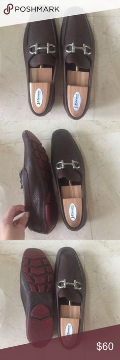 Salvatore Ferragamo Loafers Men Loafers have been worn but still in pretty good shape no major wearing on top or sides. Salvatore Ferragamo Shoes Loafers & Slip-Ons