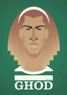 Henrik Larsson of Celtic wallpaper.