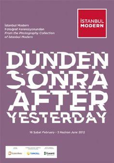 """İstanbul Modern fotoğraf koleksiyonundan bir seçki: """"Dünden Sonra"""" (16 Şubat - 6 Mayıs)"""