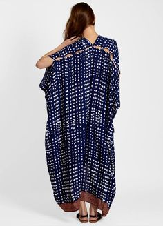0db2625d20 I ve been in a kaftan craze this summer and this one from Swedish brand  Rodebjer is well up on my covet list. Beautiful print and the most perfect  back ...