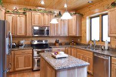 Custom Kitchen Cabinets Lighting