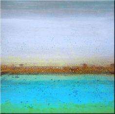 "Tracy Burke | | Vetsa #4  Painting, Acrylic on Canvas, 30.0""h x 30.0""w"