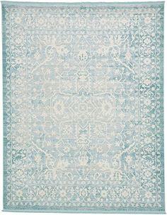 Modern Traditional 8-Feet by 10-Feet (8' x 10') Arcadia L...