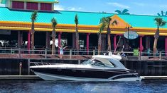 Lucy Buffett, Jimmy's sister, opened her third location of LuLu's at Barefoot Landing in North Myrtle Beach, South Carolina Kingston, Barefoot Landing, South Hampton, North Myrtle Beach, Condos For Rent, South Carolina, The Hamptons, Third, Ocean