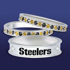Steelers In Vogue Engraved Fashion Ring Vogue Pittsburgh