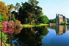 France, Missillac - Hotel & Spa de la Bretesche 4* Famous Golf Courses, France, Brittany, Hotel Spa, Beautiful Places, Photos, Europe, Tours, River